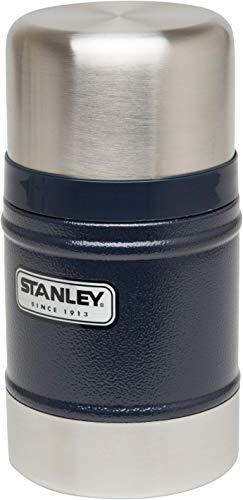 Stanley 10-00811-013 CLASSIC Vakuumisolierter Speisebehälter 0.5 L, hammertone navy 0.5 Liter Container