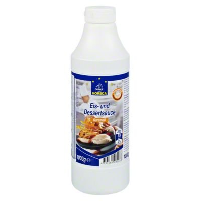 Horeca Select Dessert Sauce Karamell, 1kg