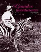 Grandes aventureras 1850 - 1950 por Alexandra Lapierre