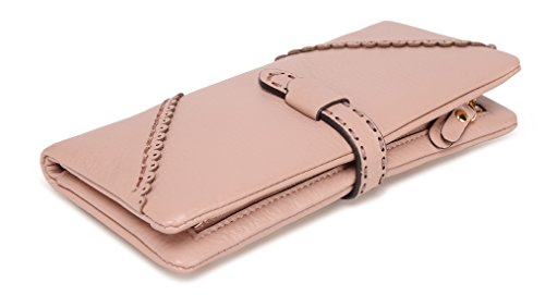 KorMei - Borsetta senza manici donna Pink