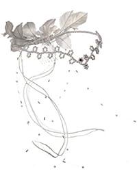 Couronne de fille en perle pour cérémonie