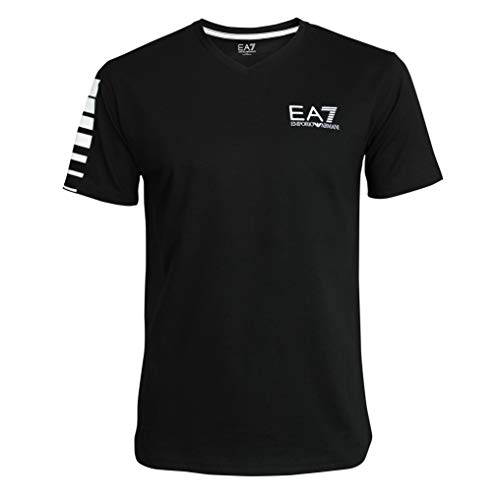 3459d99a1f9 Emporio armani ea7 t-shirt the best Amazon price in SaveMoney.es