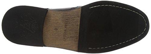 Frank Wright Merc, Chaussures à lacets homme Marron - Marron (cuir marron)