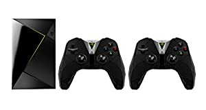 NVIDIA SHIELD TV Media Streaming Player + NVIDIA SHIELD Controller