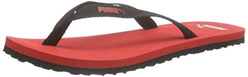 Puma Sun Flip, Unisex-Erwachsene Zehentrenner, Rot (puma red-black 02), 37 EU (4 Erwachsene UK)