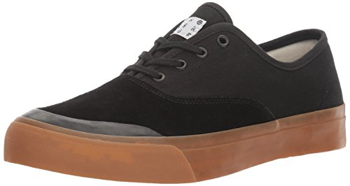 HUF , Herren Skateboardschuhe Weiß weiß Schwarz/Gum