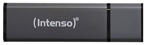 Intenso Alu Line 16 GB USB-Stick USB 2.0 anthrazit