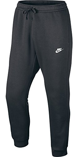 Nike Herren Jogger Fleece Club Trainingshose Grau (CNR)