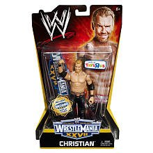 Mattel Wwe Wrestling Exclusiv Wrestle Mania 27 Actionfigur Christian (Wwe Wrestle M)