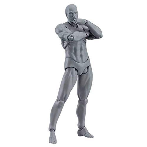 Maniquí de dibujo, MuZhuo Art Doll Modelo Maniquí humano 15 cm Cuerp