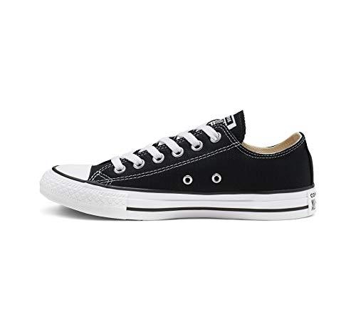 he Chucks Chuck Taylor All Star Ox Schwarz Sneakers Schwarz Größe 44 ()