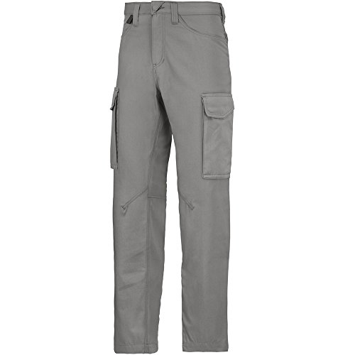Snickers Workwear Service Hose, Größe 156, grau, 6800