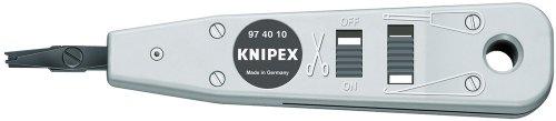 KNIPEX 97 40 10 Anlegewerkzeug für LSA-Plus und baugleich 175 mm
