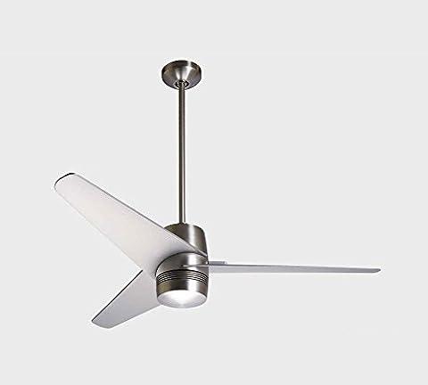 Modern Fan–Lüfter Wand-/Deckenleuchte Velo Durchmesser 127cm mit