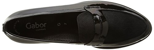 Gabor Shoes 32.664 Damen Slipper Schwarz (schwarz 97)
