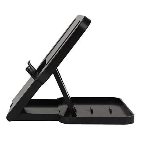 GreatFunStaffa per videogioco di raffreddamento Con supporto regolabile Supporto universale per Tablet pigro, supporto regolabile per Laptop- Scrivania supporto Laptop portatile e ventilato/tavolo