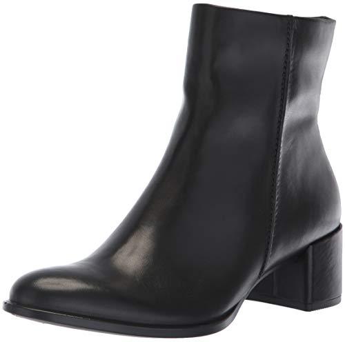 ECCO Damen Shape 35 Block Ankle Boot Stiefeletten, Schwarz (Black 1001), 40 EU