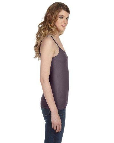 Bella + Canvas Damen-Sheer Jersey Tank Top Pflaumenfarben
