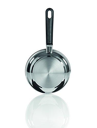 Bratmaxx Edelstahl Keramik- Hochrandpfannen Premium - 8