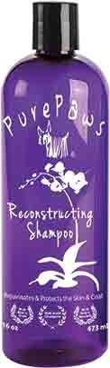 Pure Paws Ultra Reconstructing Shampoo- (10-1 Concentrate)-16 Oz by Pure Paws (English Manual)