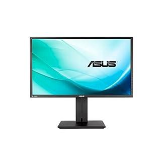 Asus PB277Q 68,47 cm (27 Zoll) Monitor (VGA, DVI, HDMI, 1ms Reaktionszeit, WQHD, Displayport) schwarz