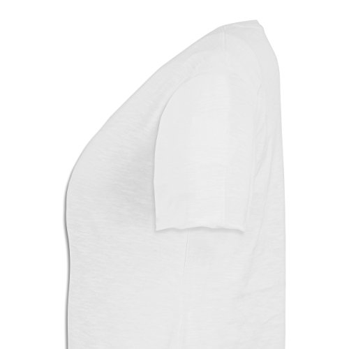 Geburtstag - 1993 Limited Special Edition - Weit geschnittenes Damen Shirt in großen Größen mit V-Ausschnitt Weiß