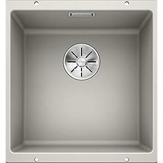 Blanco Subline 400/523425Kitchen Sink, Pearl Grey