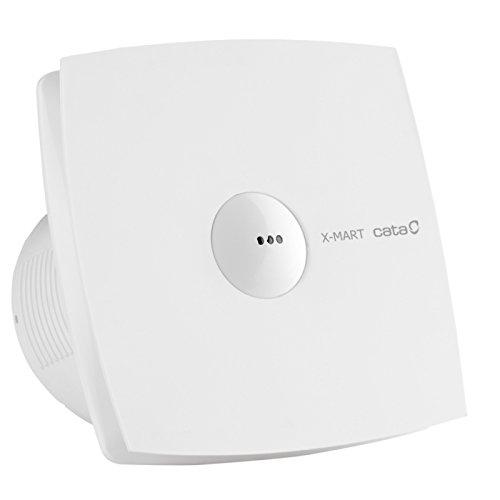 CATA X-MART 10 MATIC Blanco - Ventilador (Blanco, Techo, Pared, De plástico,...