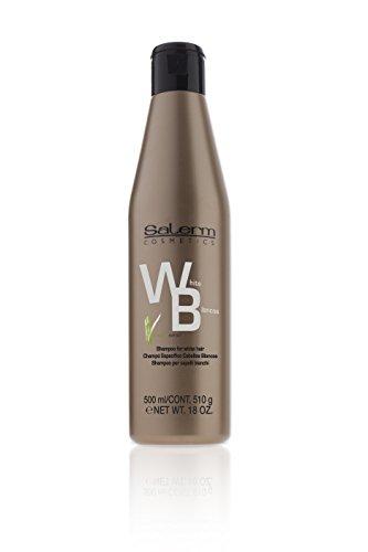 Shampoo, Haare weiße Salerm 500ml - Salerm Protein Shampoo