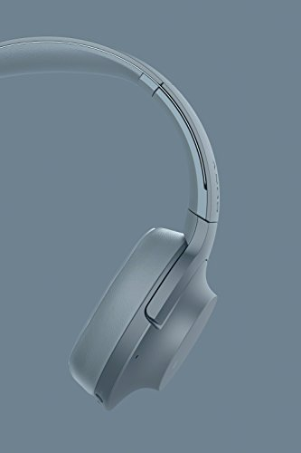 Sony WH-H900N High-Resolution Kopfhörer, Kabelloser, Noise Cancelling, blau - 5