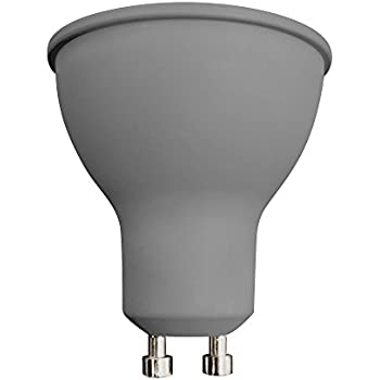 Pack de 3 bombillas LED Spotlight SevenOn LED 54893, 7.5W equivalente a 50W, casquillo GU10, 120º, 540 lúmenes, 3.000K, blanco cálido, no regulable