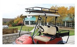 Golf Cart Roof Rack Storage System - CLUB CAR PRECEDENT by Parts Direct