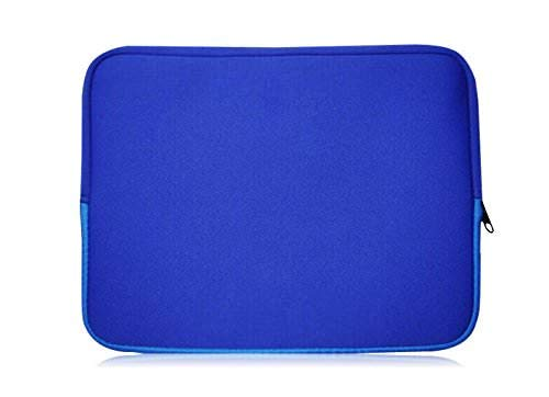 Sweet Tech Blau Neopren Schutzhülle Sleeve Passend für AlpenTab Alpenfenster 10.1 Zoll Windows Tablet PC