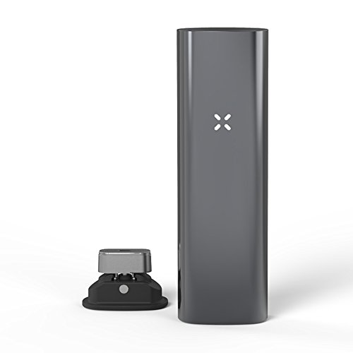 PAX 3 Tragbarer Vaporizer Premium Komplettset Kräuter & Extrakte Schwarz 10 Jahre Herstellergarantie