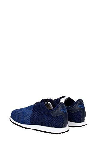 2011705760160065 Diadora Heritage Sneakers Uomo Tessuto Blu Blu