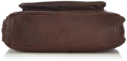 Bruno Banani - Shoulder Bag, Borsa a tracolla Donna Marrone (Braun (Braun))