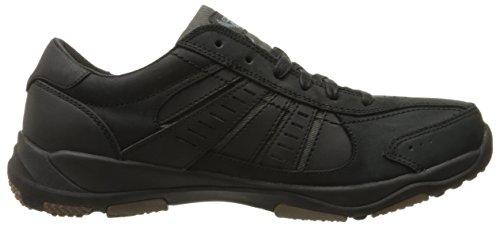 Larson Nerick negro Bajas De Negro Hombre Skechers Deporte Zapatillas wF45Cq