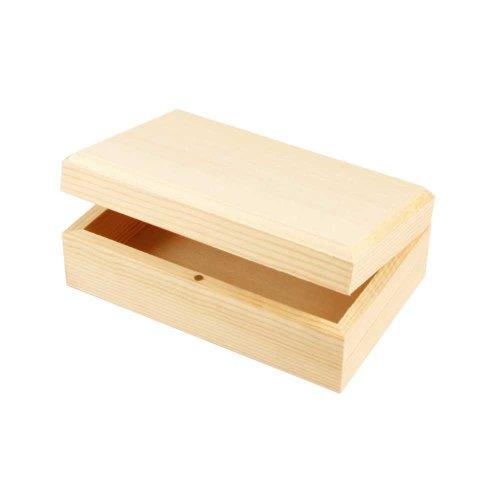 Joyero de madera con cierre magnético