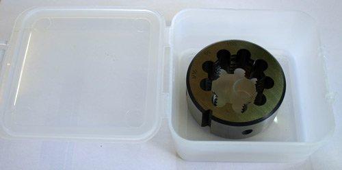 Filière en acier rapide M36x 4,0molettes pour coupe-tube Découper Uppe kluppe de filetage DIN 223filetage droite