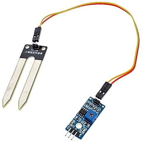 Gill BO - Gill Módulo Fc-28-D Del Suelo Higrómetro Detección + Sensor De Humedad - Blue