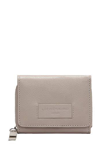 Liebeskind Berlin Damen Essential Pablita Wallet Medium Geldbörse, Grau (String Grey), 2x9x11 cm