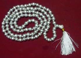 Parashara Parad Mala - (200 grams, Silver White)