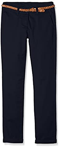 ESPRIT Mädchen Regular Fit Jeans RK22035, Einfarbig, Gr. 152, Blau