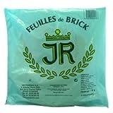 Feuille de Brick / Brik filo Pastry 2 packs of 10 sheets