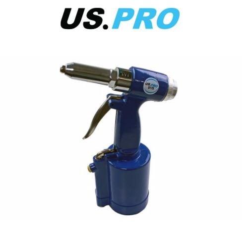 Remachadora profesional hidráulica neumática de pistolas de US PRO, herramienta eléctrica 8170