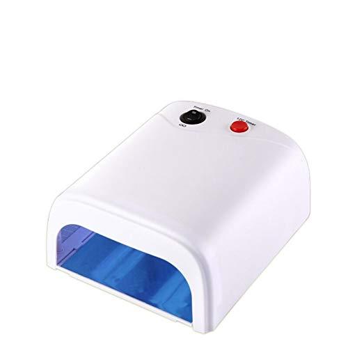 Lámpara UV 36w secadora uñas gel manicura