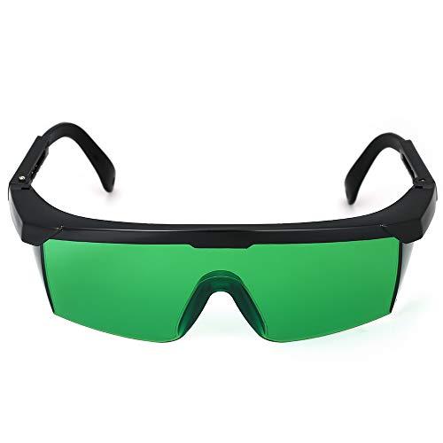 Docooler KKmoon Laserschutzbrille Anti-Laser-Schutzbrille Augenschutz Eyewear Blue Violet Laserschutzbrillen für den industriellen Einsatz -