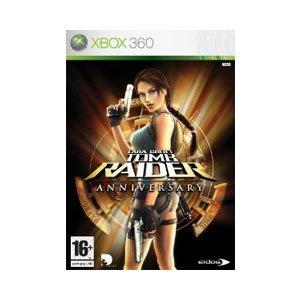 Tomb Raider: Anniversary (Xbox 360) [Importación Inglesa]