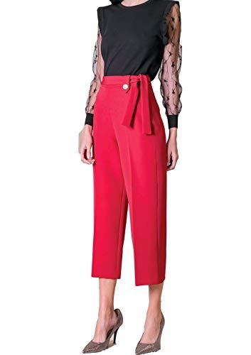ARTIGLI Pantalone AC1169201 AP2291 Donna Rosso 44