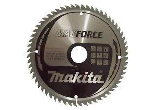 Preisvergleich Produktbild Makita Makblade Kreissägeblatt, 260mm, 80 Zähne, 30mm Bohrung